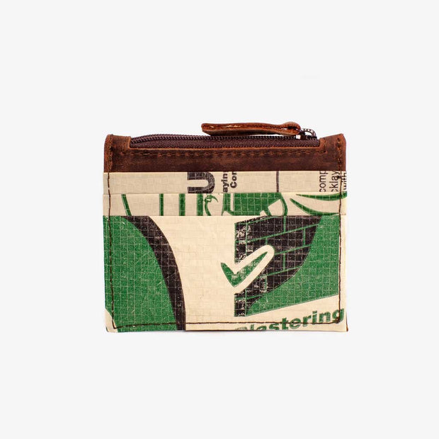 Card Holder - Green Full