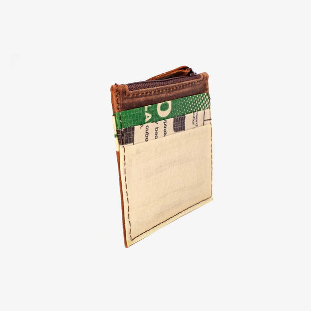 Card Holder - Green Light