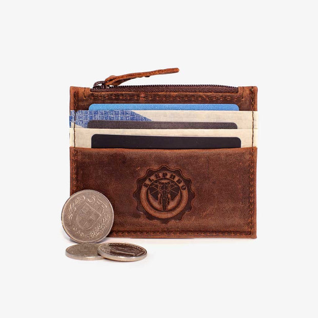 Recycling Credit Card Holder 19 - Blue Full