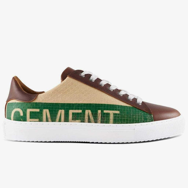 Sneaker Low - Green Cement