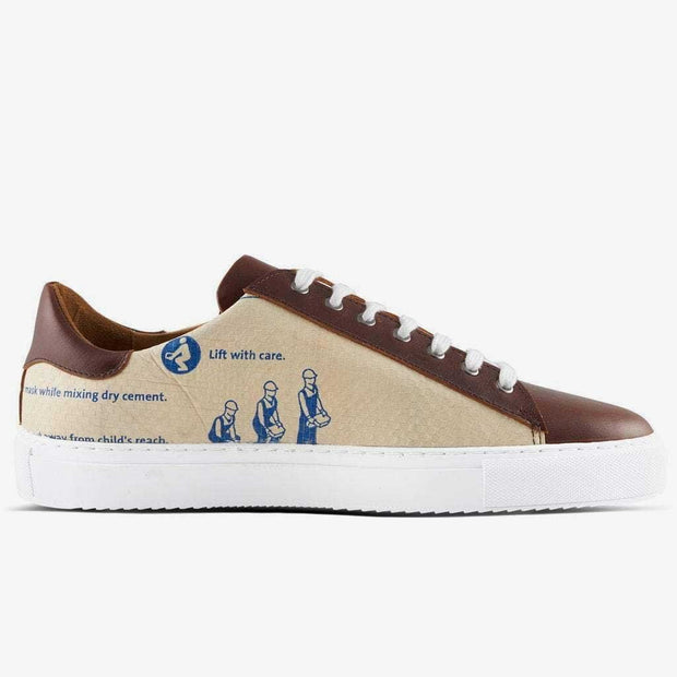 Recycling Sneaker Low - Blue Diamond