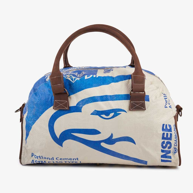 Recycling Reisetasche (Weekender) 18 - Blue Eagle