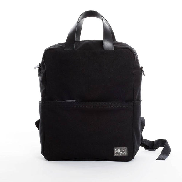 ALVIN BLACK diaper backpack