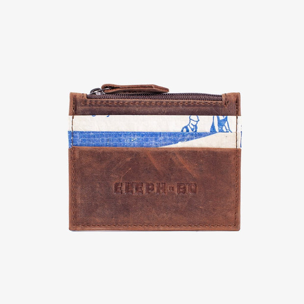 Card Holder - Blue Medium