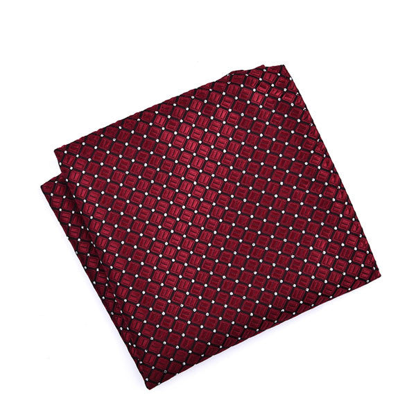 Dark Red feat. Black Boxes with White Dots(Established Gent)