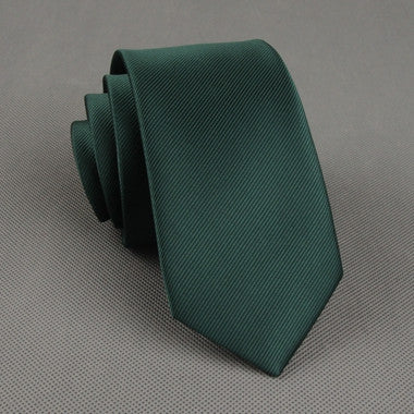The Businessman in Dark Green