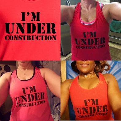 Join the I'm Under Construction Revolution