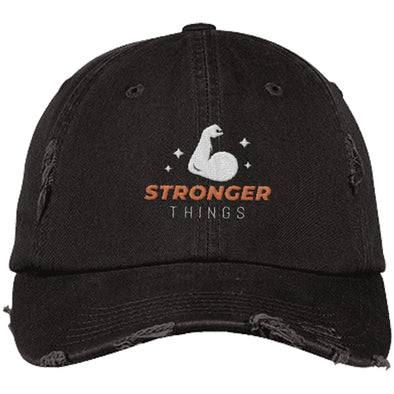 Stronger Things Cap