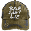 Bar Don't Lie Hats CustomCat Brown/Navy One Size
