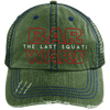 BAR WARS Hats CustomCat Dark Green/Navy One Size