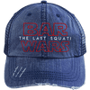 BAR WARS Hats CustomCat Navy/Navy One Size