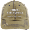 F BURPEES Hats CustomCat Khaki/Navy One Size