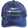F BURPEES Hats CustomCat Navy/Navy One Size