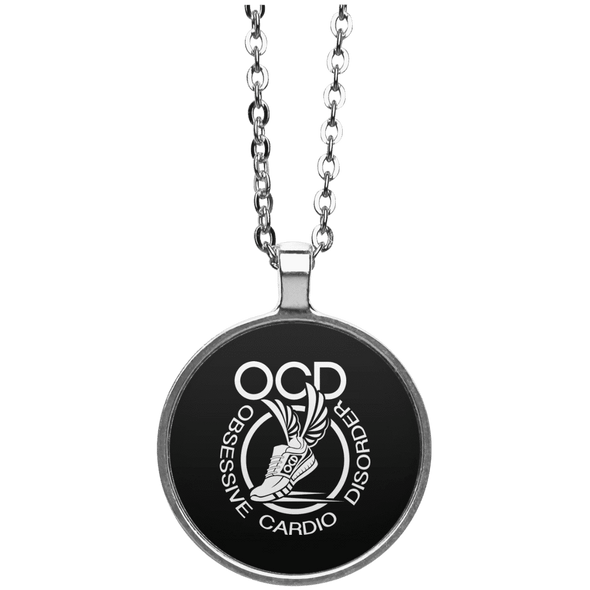 OCD - Obsessive Cardio Disorder Accessories CustomCat Black One Size