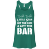 Twinkle Twinkle (Tanks) Apparel CustomCat Bella + Canvas Flowy Racerback Tank Kelly X-Small