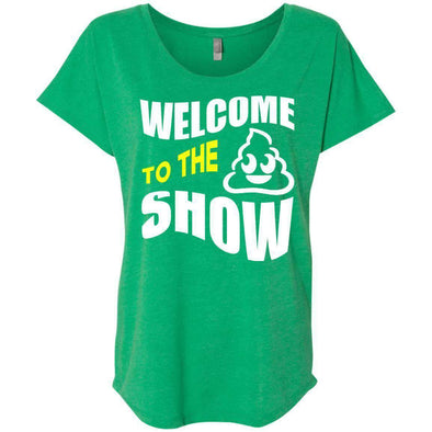 Welcome to the S_Show T-Shirts CustomCat Envy X-Small