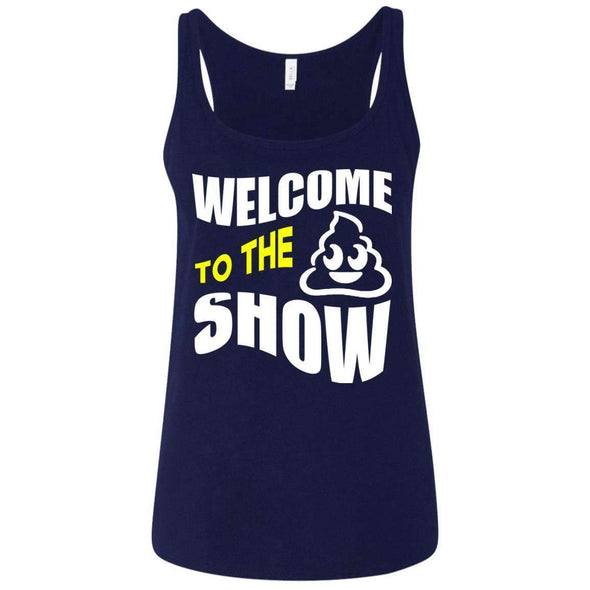 Welcome to the S_Show T-Shirts CustomCat Navy S