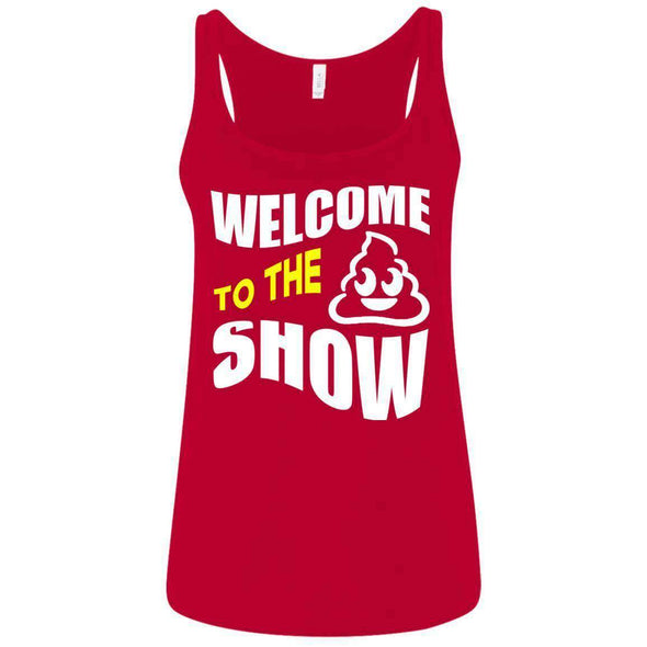 Welcome to the S_Show T-Shirts CustomCat Red S