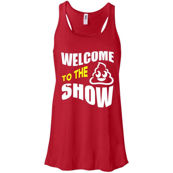 Welcome to the S_Show T-Shirts CustomCat Red X-Small