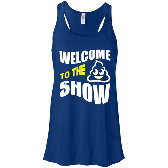 Welcome to the S_Show T-Shirts CustomCat True Royal X-Small