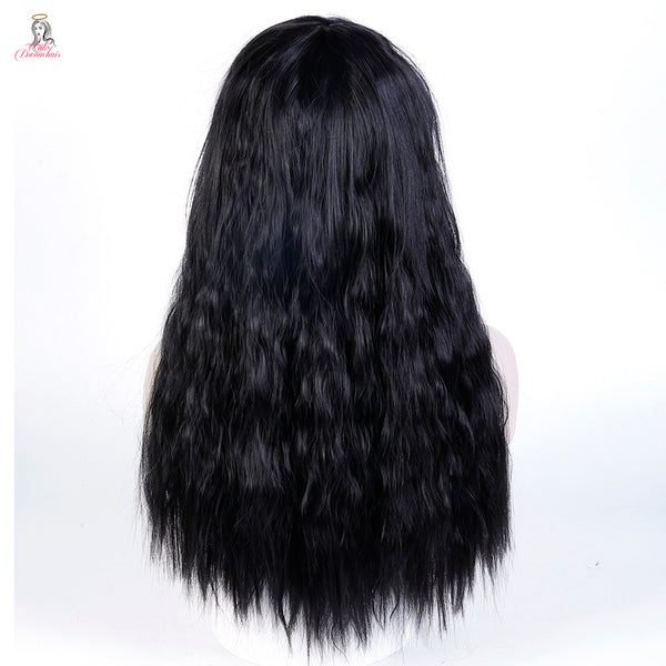26''  Synthetic Kinky Curly Hair Wig