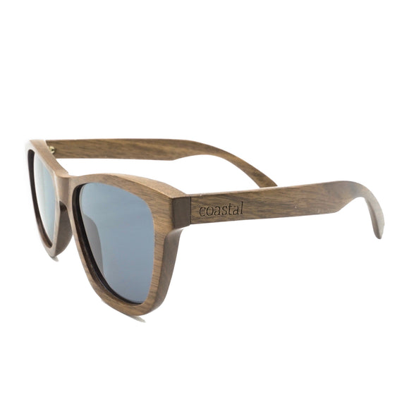 Wear Coastal Wooden Sunglasses ST. BARTS