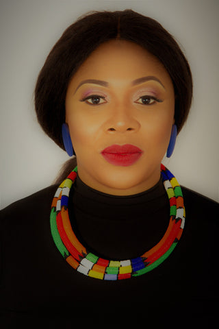 Zulu Multicoloured Necklaces