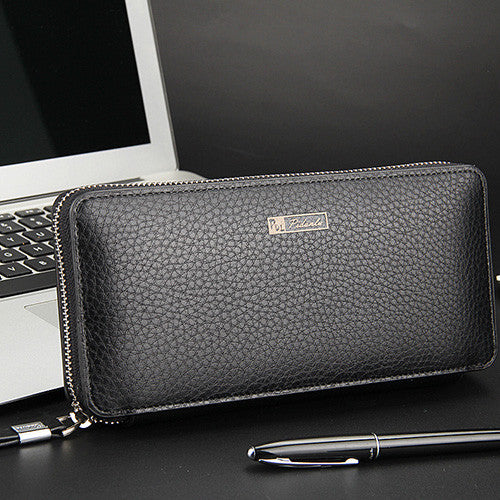 New Fashion Casual PU Leather Walle