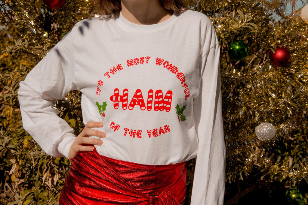 Most Wonderful HAIM of the Year T-Shirt