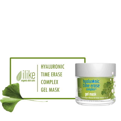 Ilike Gel Mask - Hyaluronic Time Erase Complex - Biosense Clinic