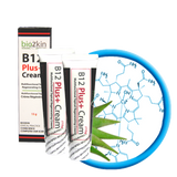 BioZkin B12 Plus+ Cream - Biosense Clinic