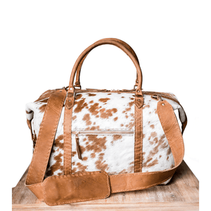 Nguni Duffle Bag - SWISH & SWANK