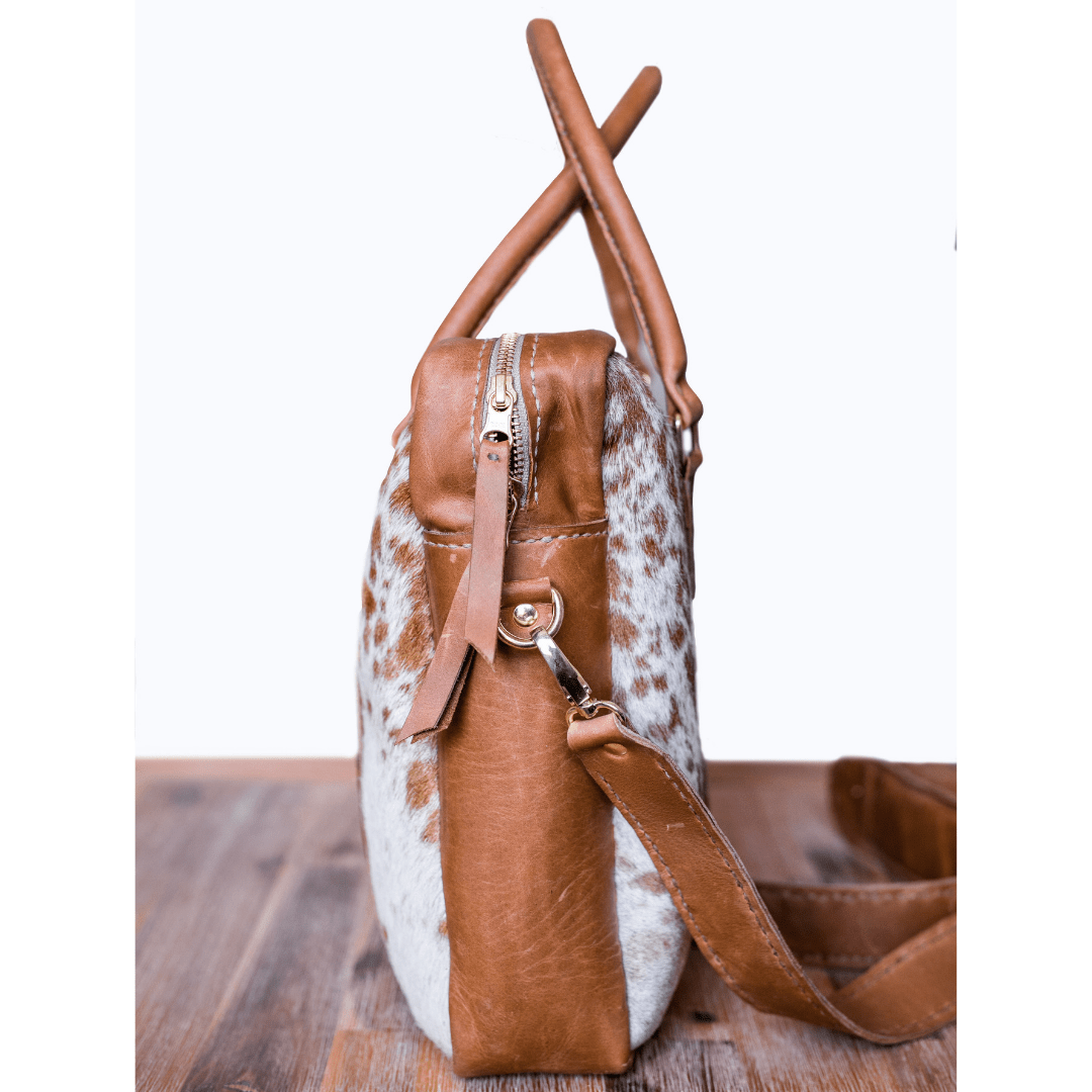 biefcase, exotic bag, fashion, genuine leather, Handstitched, leather brand south africa, Luggage, luxury luggage, nguni, south african leather, swish and swank, Travel bag Briefcase