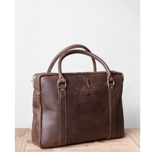 Eve Tote - Brown - SWISH & SWANK