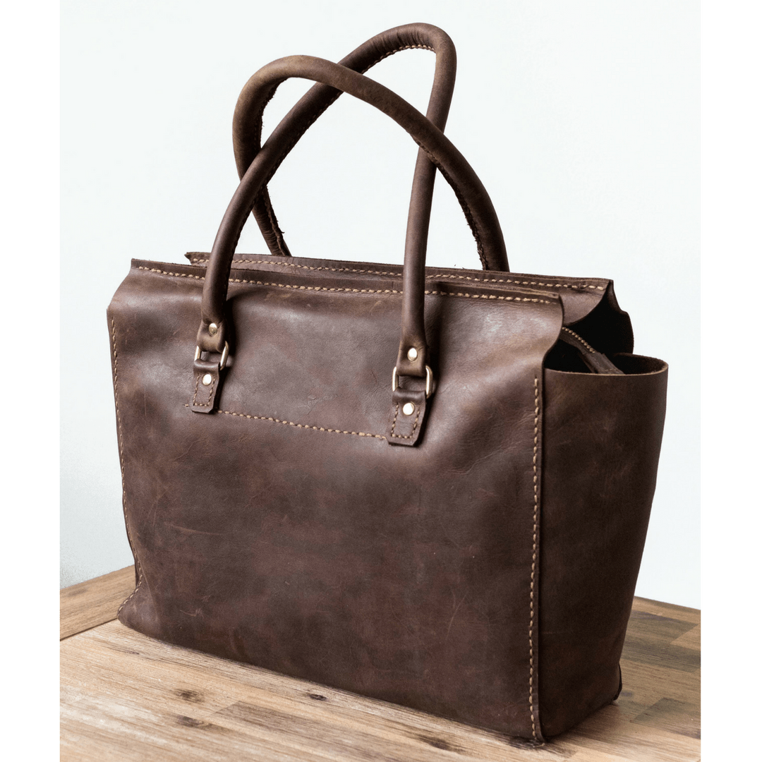 Noami Handbag - Brown
