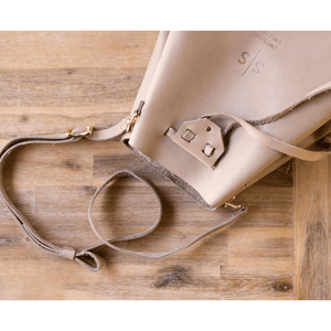 Batseba Bucket Bag - Raw Range - SWISH & SWANK