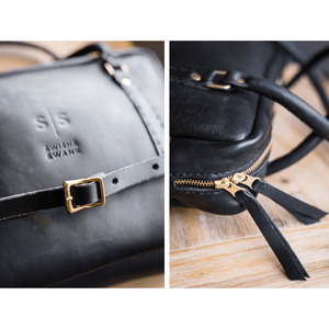 Boaz Briefcase - Black