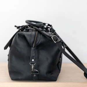 Duffle Bag 2.1 - Black - SWISH & SWANK