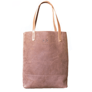 Ruth Tote - Toffee - SWISH & SWANK