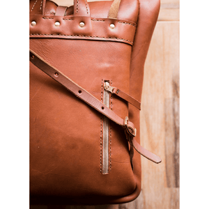 Noah Backpack - Brown