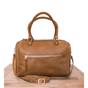 Priscilla Handbag - Cognac Collection - SWISH & SWANK