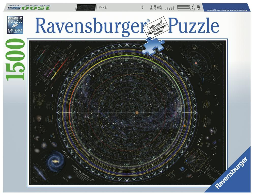 Ravensburger Universe Puzzle - 1500 Pieces