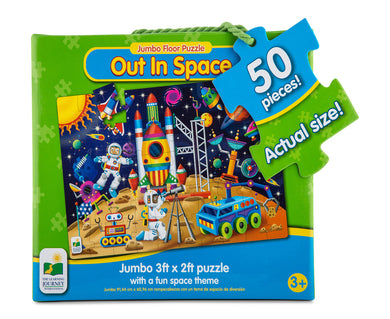 Out In Space Jumbo Floor Puzzle