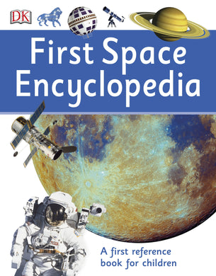 First Space Encyclopedia (Paperback)