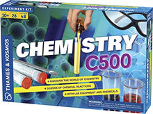 Load image into Gallery viewer, CHEM C500 Chemistry Set