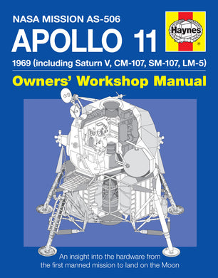 Haynes Owners Workshop Manual for Apollo 11