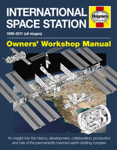 Load image into Gallery viewer, Haynes International Space Station Manual