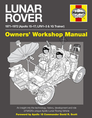 Haynes Lunar Rover Manual