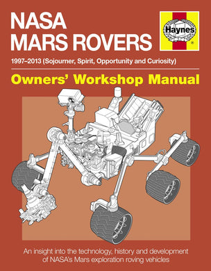 Haynes NASA Mars Rovers Manual