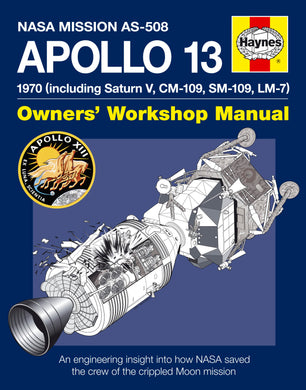 Haynes Apollo 13 Workshop Manual